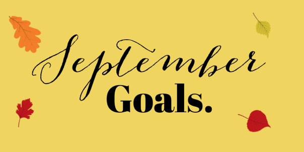 Image result for september goals 2019